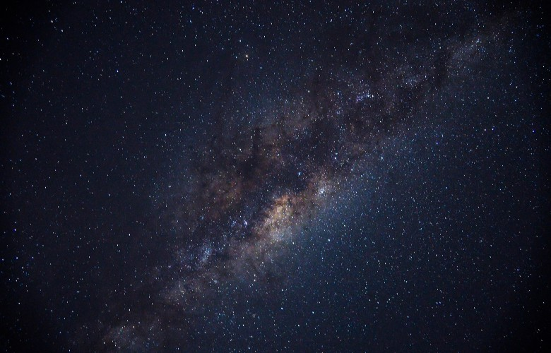 capture the milky way image