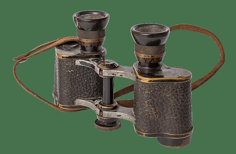 history of binoculars
