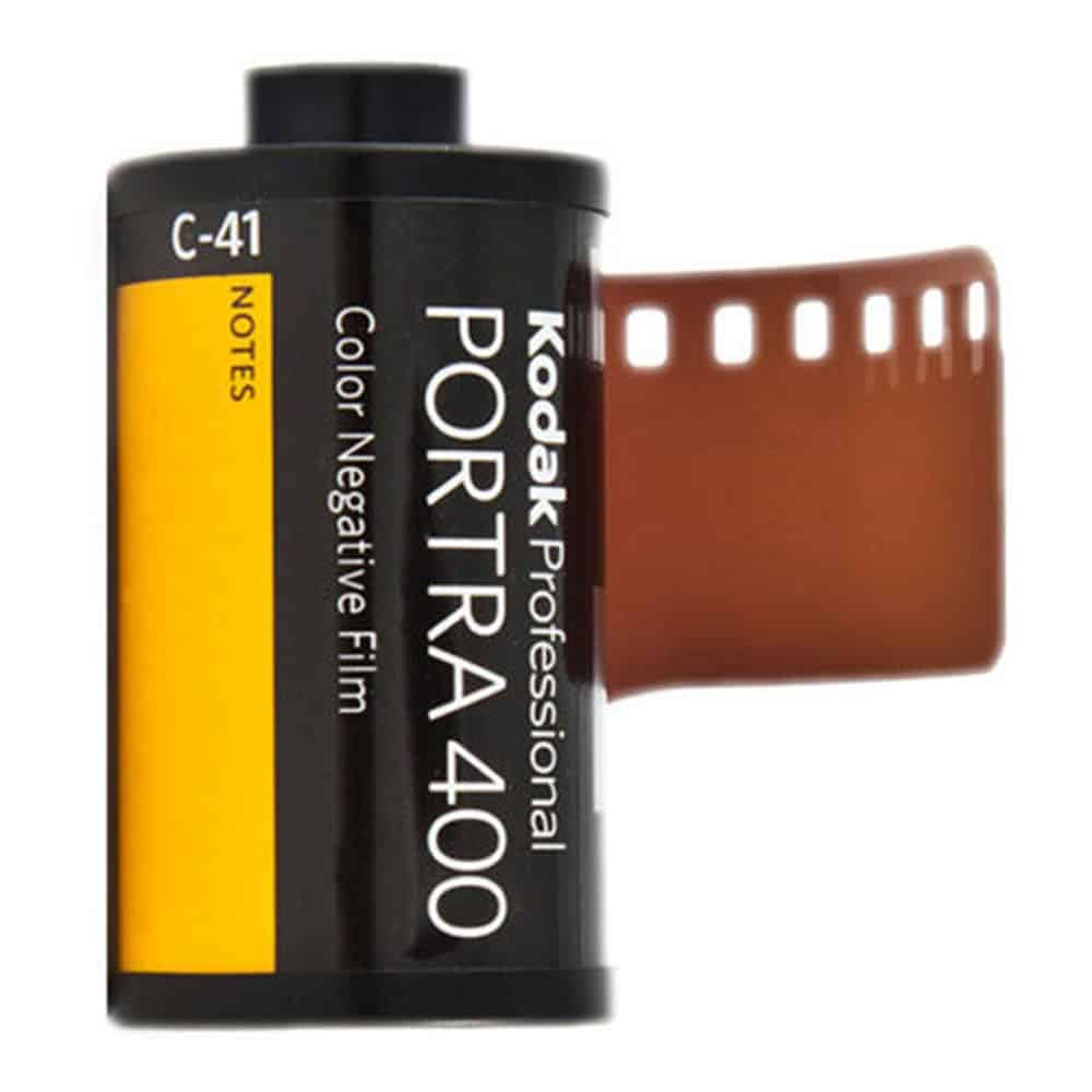 Kodak Color Negative Film with 400 ISO