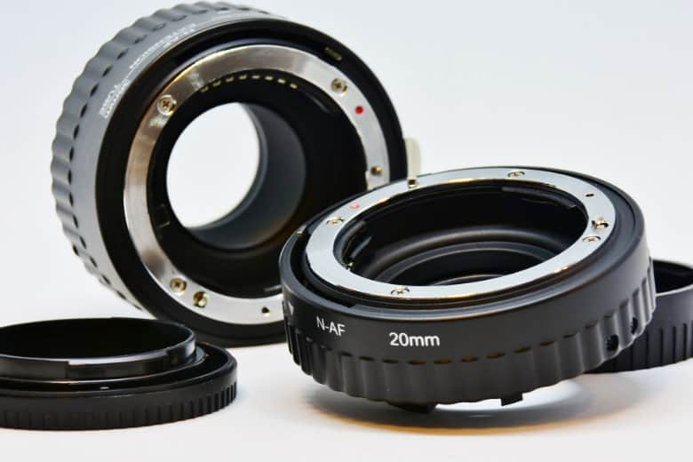 some camera lenses have very wide apertures