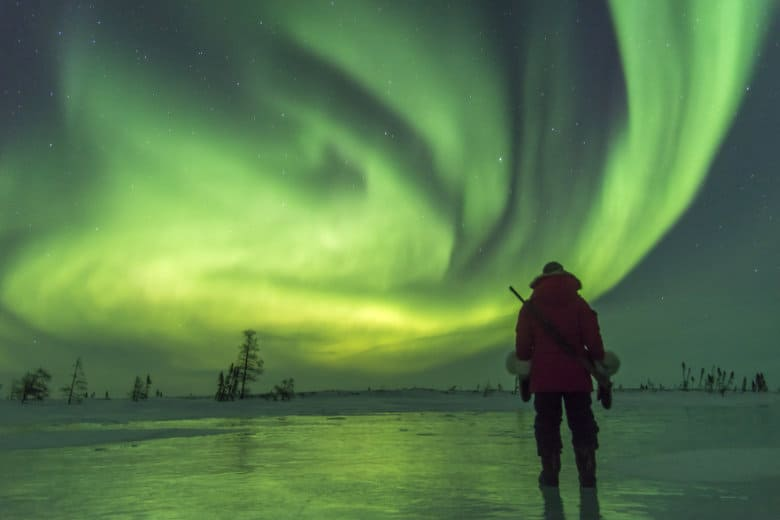 northern light photo