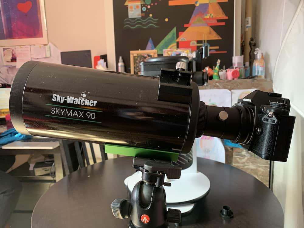 SkyWatcher Skymax 90:1250 Maksutov telescope
