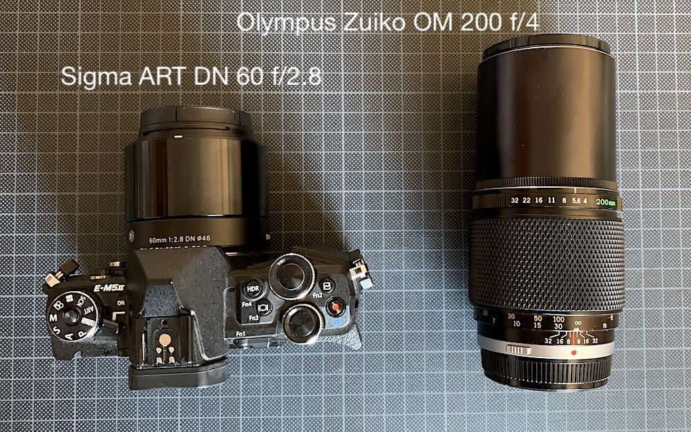 Sigma and Olympus lenses are sharp and affordable