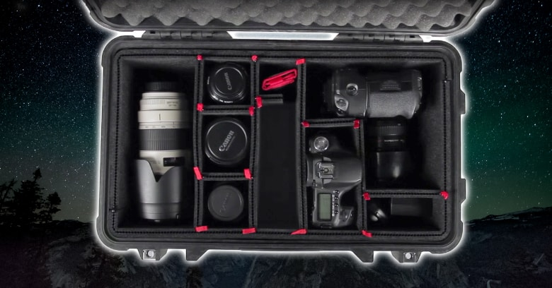 best hard case for camera equipment