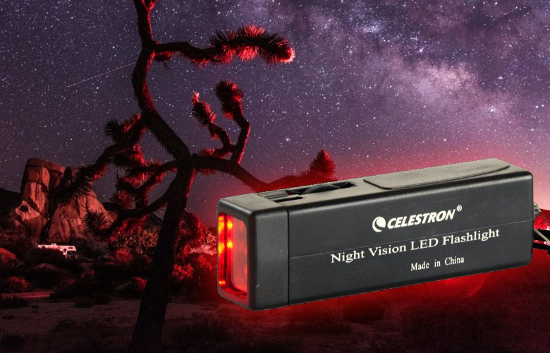 best red flashlight for astronomy