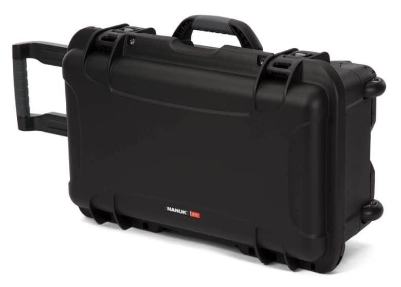 nanuk 935 black case