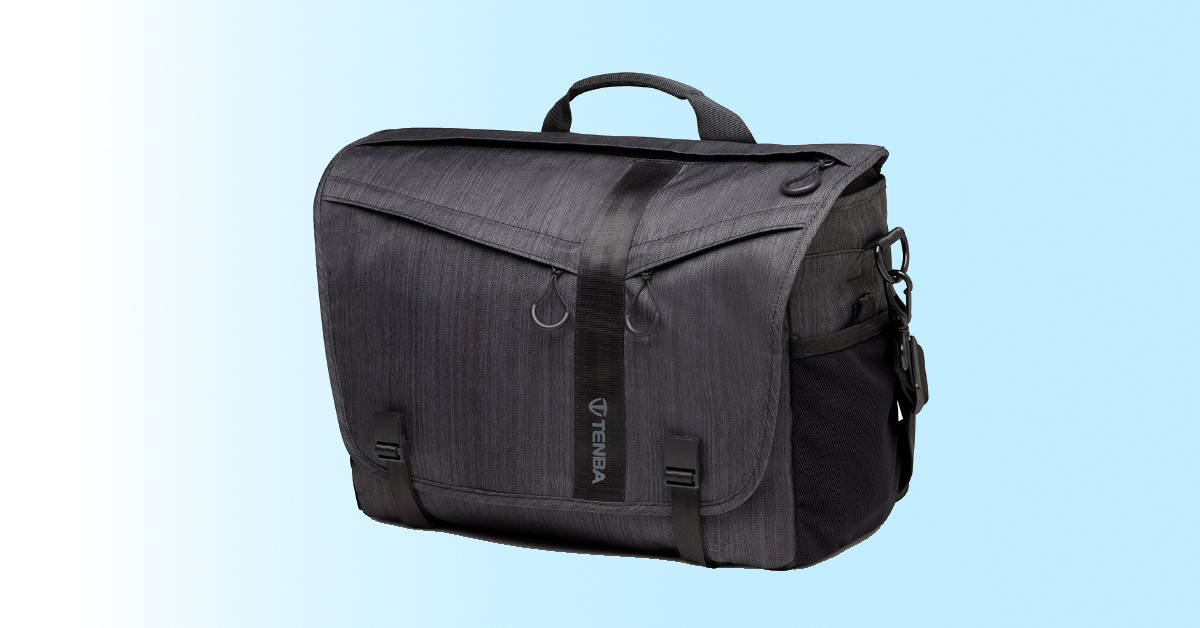 Tenba camera messenger bag