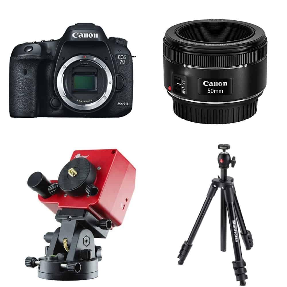 beginner astrophotographer starter pack