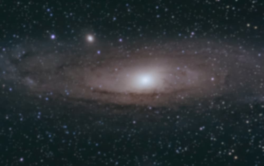 evoguide can also shoot deep sky objects