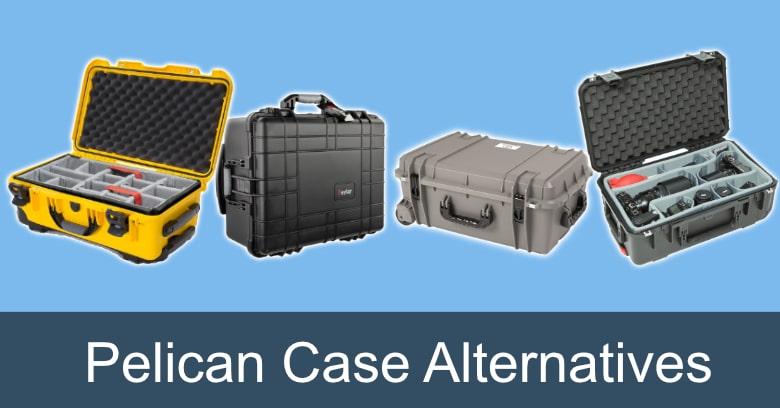 cheaper alternative to pelican case