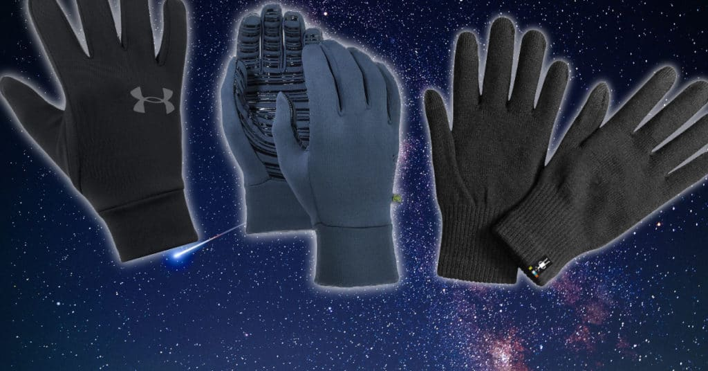 thin glove liners