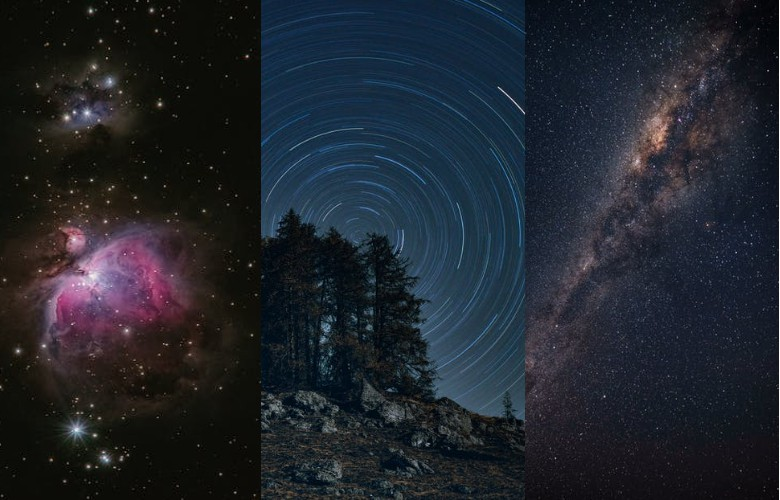 tips to getting started in astrophotography