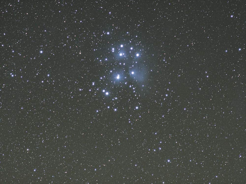 M45 or The Pleiades