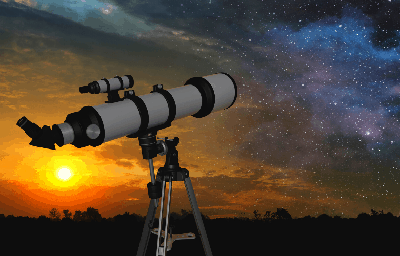 Telescope for astrophotography