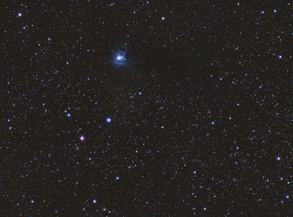 Iris Nebula widefield