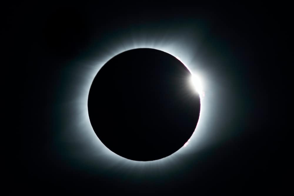 Total Solar Eclipse during 2017