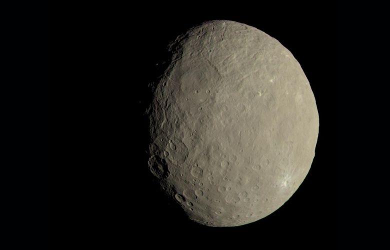 Ceres, a dwarf planet
