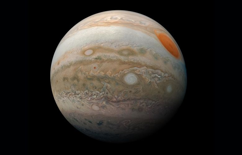 Jupiter, 5th Planet from the Sun