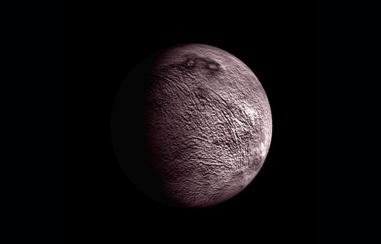 Makemake, a dwarf planet