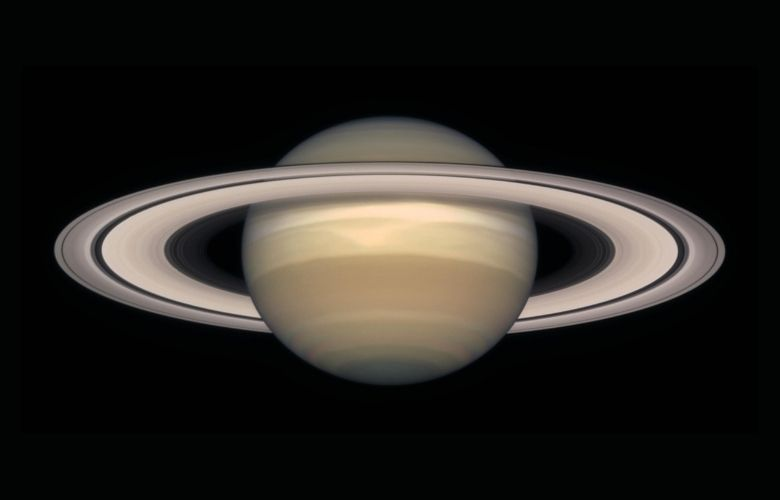 Saturn, 6th Planet from the Sun (1)