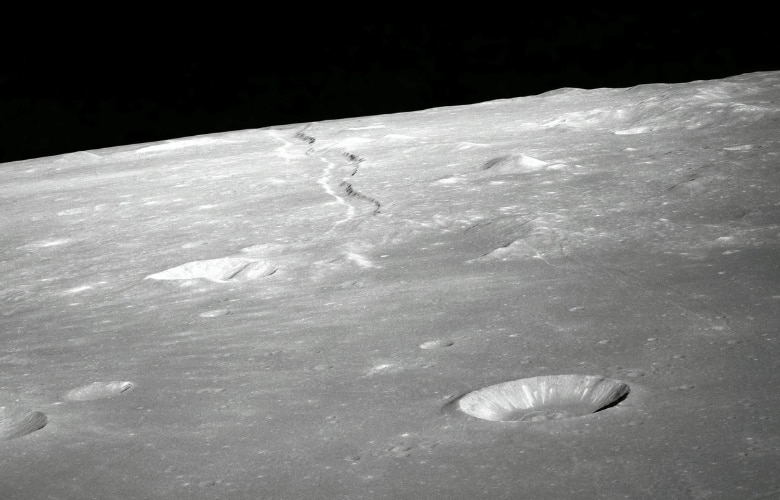 Does The Moon Have Volcanoes