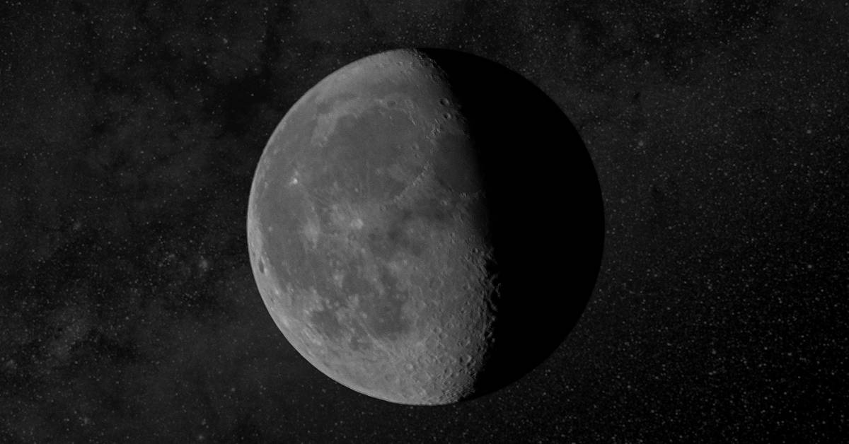 How Was The Moon Formed