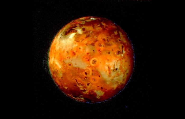 Volcanic Activity on Io