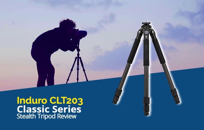 Induro CLT203 Classic Series 2 Stealth Tripod Review