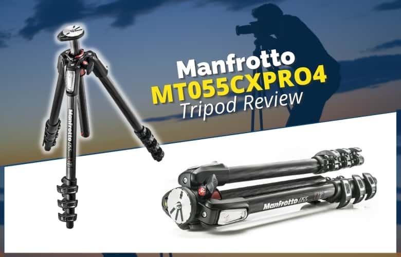 Manfrotto MT055CXPRO4 Tripod Review