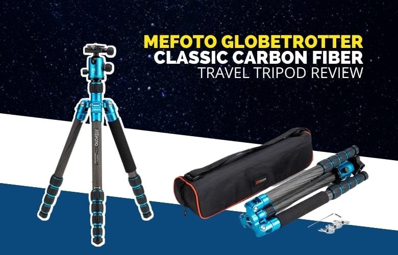 MeFOTO GlobeTrotter Classic Carbon Fiber Travel Tripod Review