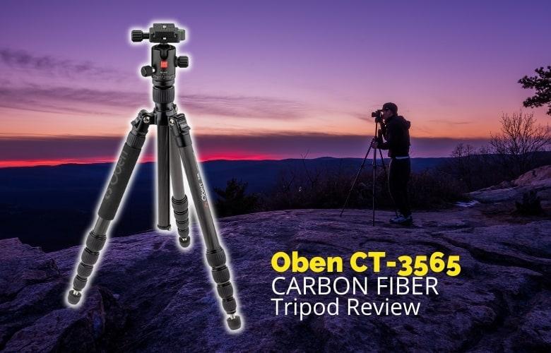 Oben CT-3565 Carbon Fiber Tripod Review