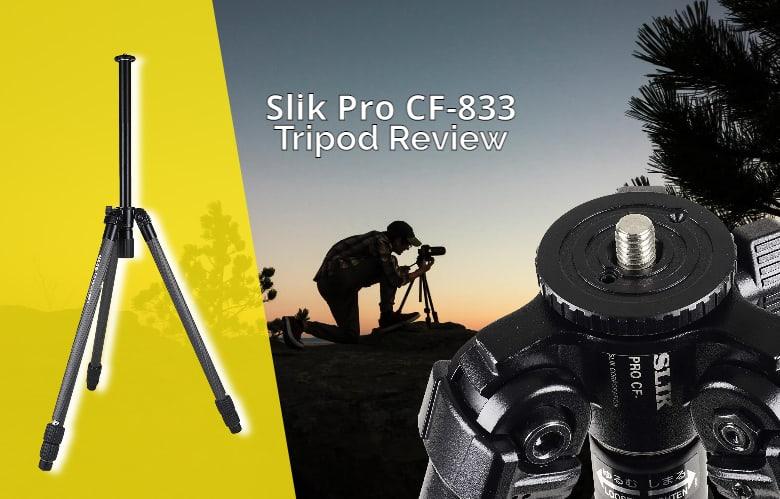 Silk Pro CF-833 Tripod Review