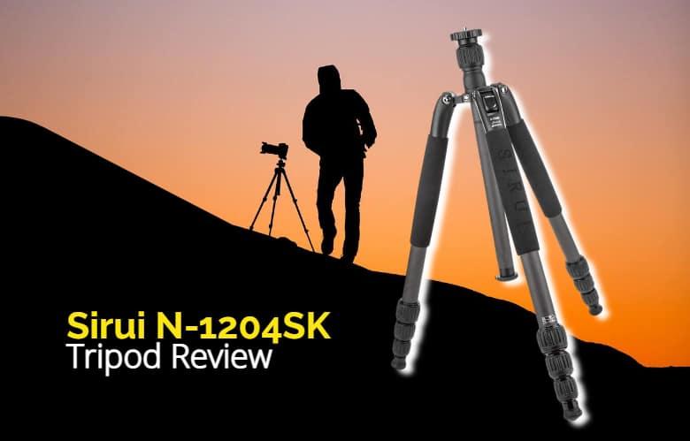 Sirui N-1204SK Tripod Review