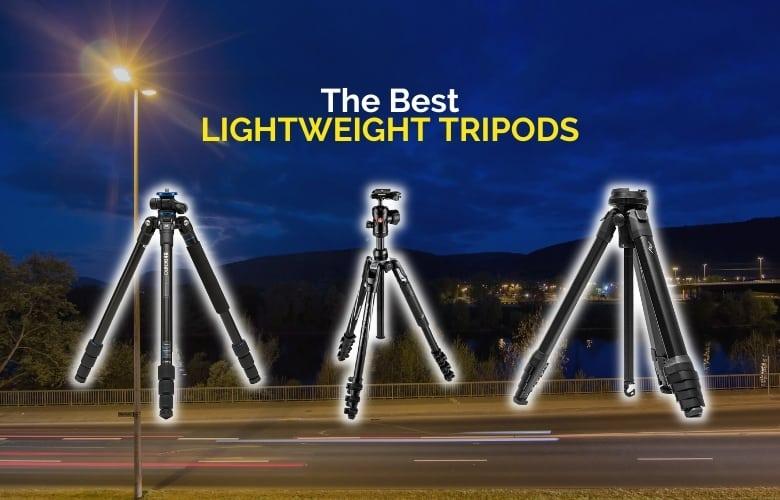 The Best Lightweight Tripods
