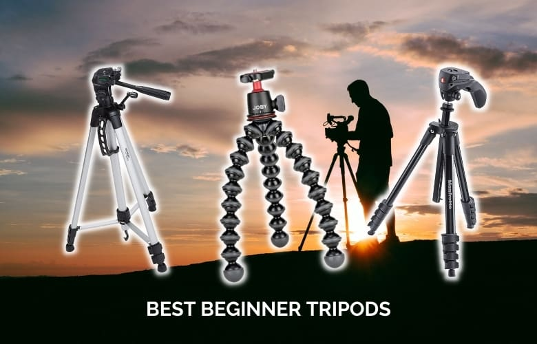 The Best Tripods For Beginners