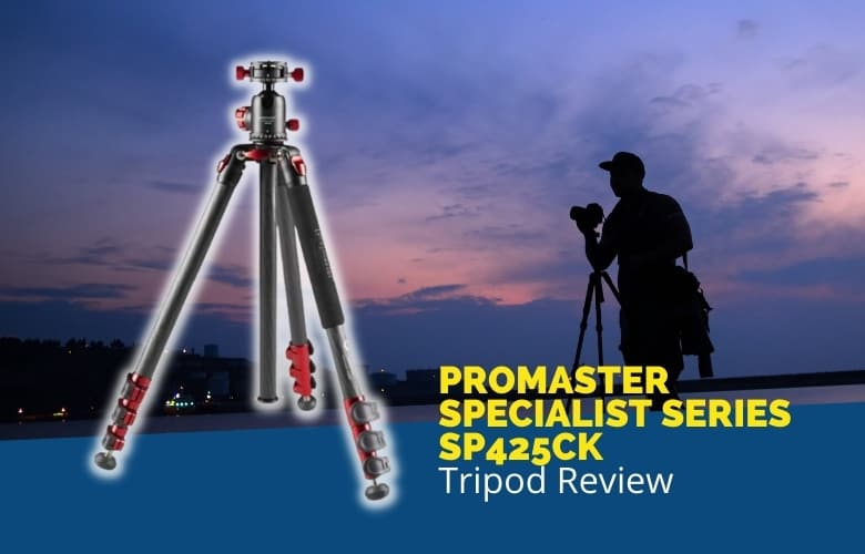 ProMaster Specialist Series SP425CK Tripod Review