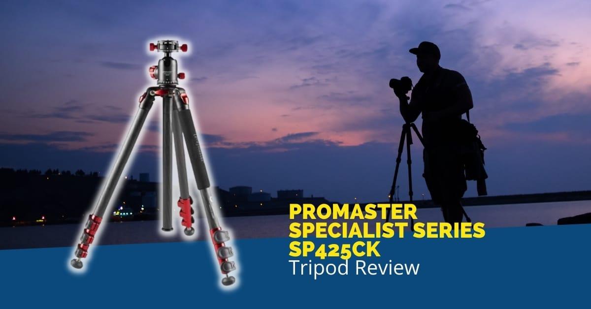 ProMasterSP425CK Tripod Review