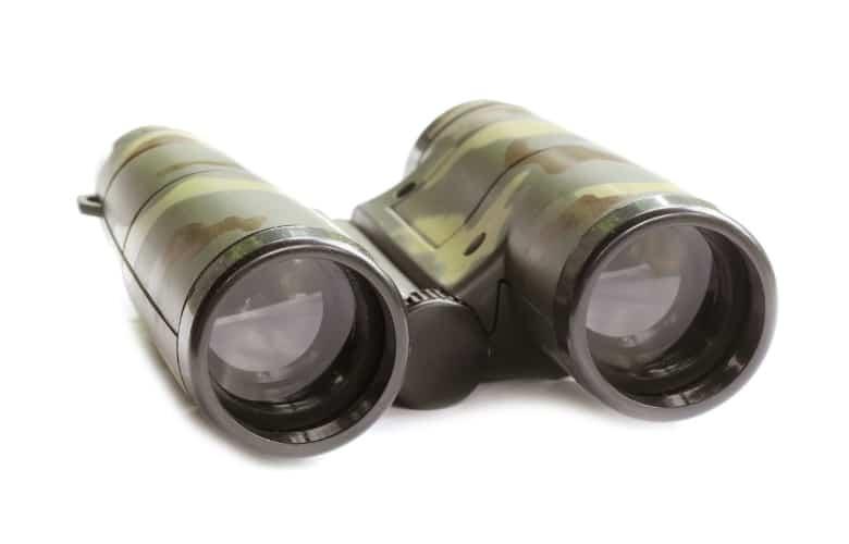 A binocular